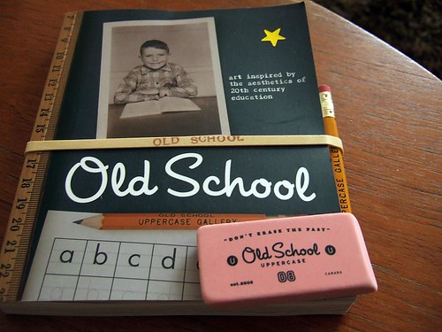 old school book and goodies by crunchcandy, on Flickr