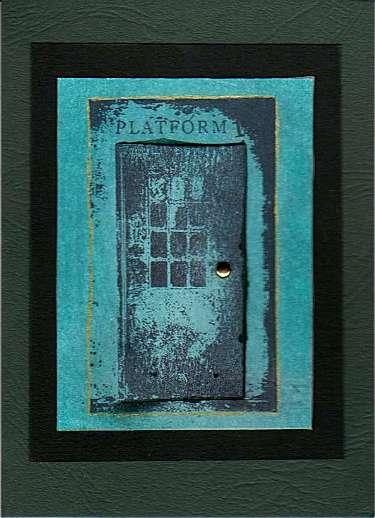 Door Card Three - Front
