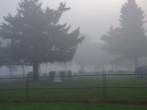 Roadside Cemetery in Dane County