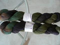 Lorna's Laces Shepherd Sock - Camouflage