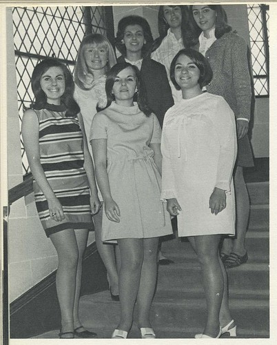 From the 1970 Yearbook, p. 132.