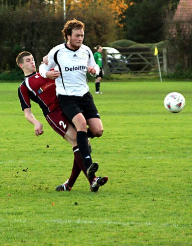 Men's Football vs. Sheffield Hallam, 12.11.2008, photo by Alexandru Hristea (2)