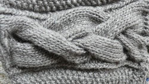 Pfeiffer falls hooded scarf