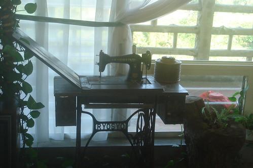 傳統裁縫車