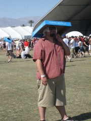 Surviving the heat at the Coachella Valley Music & Arts Festival -- the eco-friendly way