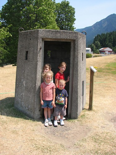 The Kid Crew at Bonneville Dam