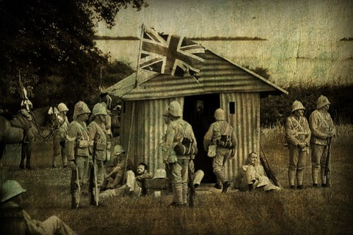 Boer War Photograph
