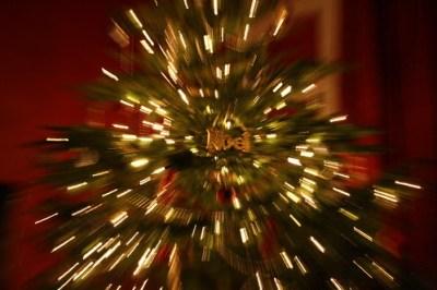 Exploding Tree