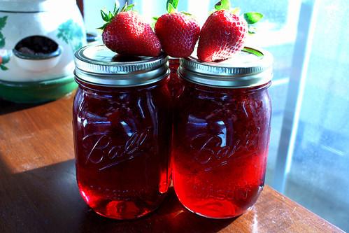 Louisiana Strawberry Jam