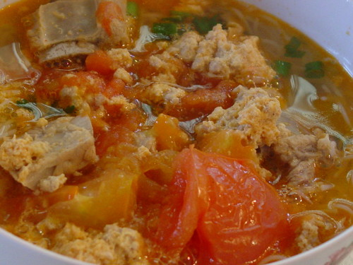 bowl of bun rieu_small by you.