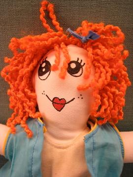 """Orange"" makeover"