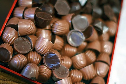Chocolate making day