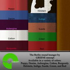 Berlin Color Swatch
