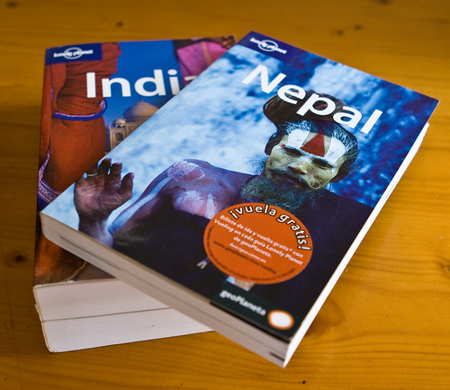 Lonely Planet India y Nepal