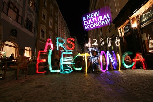 Ars Electronica 2008 - Lichtfaktor