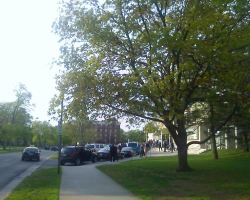 pedestrian vehicle hurdle