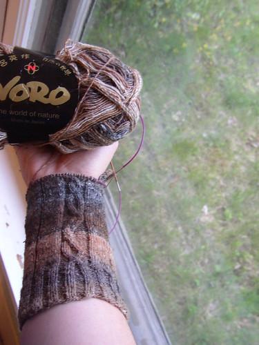 Noro socks 1
