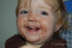 Happy Bean Face