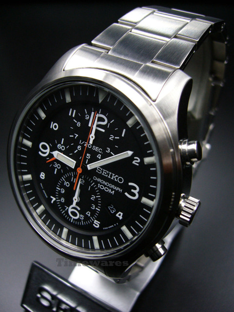 Seiko Miltary Chrono Model SNDA25P1
