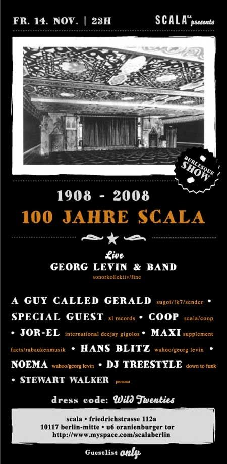100 Jahre Scala