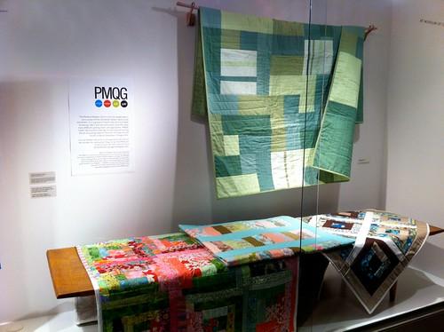 PMQG & Quilts for Quake Survivors