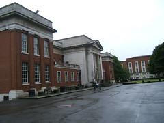 Samuel Alexander building