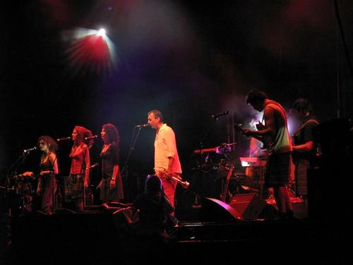 Hubert von Goisern - Live in Nürnberg - Jul 3rd 2008