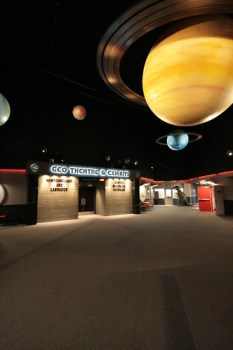 The Lobby of the GeoCentre