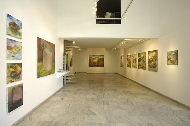 Galerie Titanium, Athen, 2008