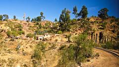 Ein kleines Dorf