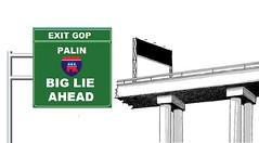 Big Lie Ahead