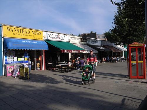 Gioberti's Italian Restaurant, Wanstead