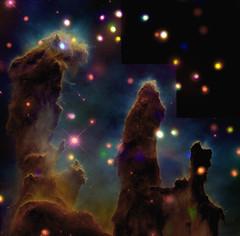 The Eagle Nebula (M16): Peering Into the Pilla...