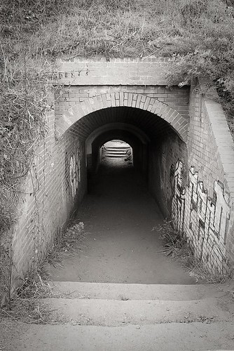 Tunnel by you.
