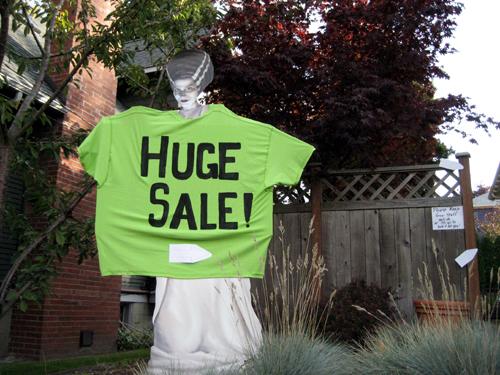 Huge Sale! Huge T-Shirt!