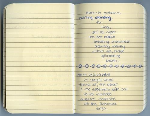 Poemcrazy Journal - p. 10