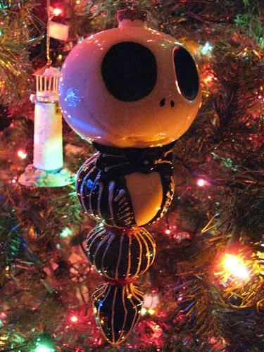 Jack on Carrie's Tree