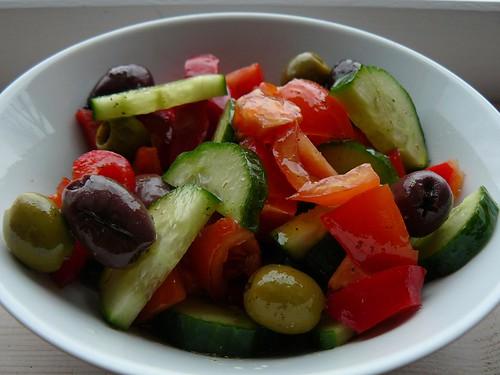 Mini-salad (march 28th)