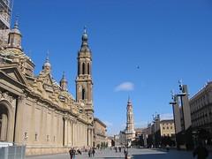 El Pilar, Zaragoza