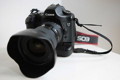 Canon EOS 5D + Canon EF 16-35mm 1:2.8 L II USM
