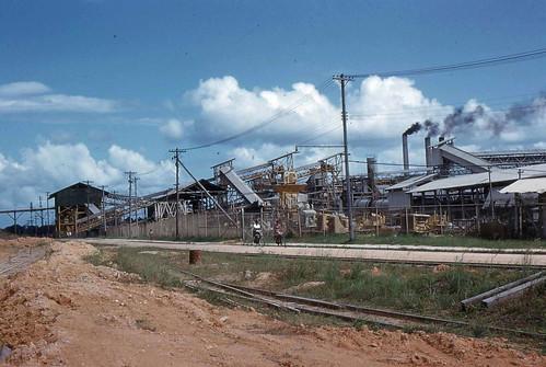 Bauxite Plant, MacKenzie, British Guiana