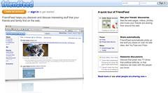 Microblogging - FriendFeed