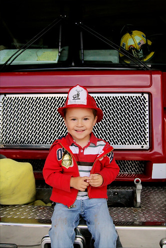 Fireman William by you.