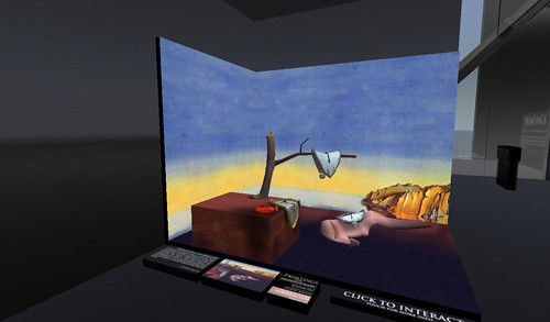 Persistence of Memory recreated by Voodoo Shilton