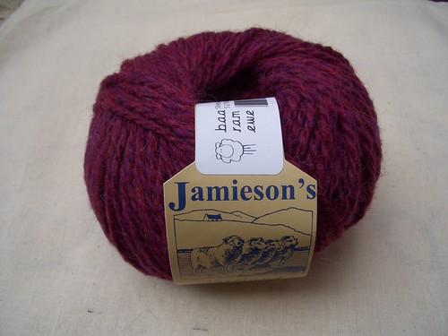 Jamieson's Shetland Heather - Mantilla