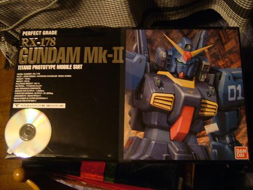 Gundam RX-178 Mk-ii