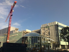 Westfield Center is nearing completion