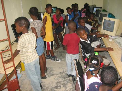Computer Room Saturday