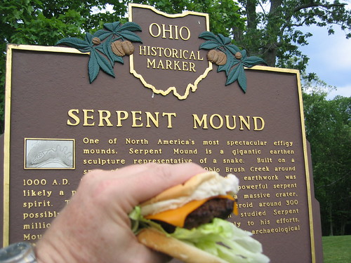 Serpent Mound Money Shot