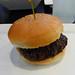 W Burger Bar - the burger